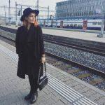 Mantel lassen sich gut mit diesem Style kombinieren