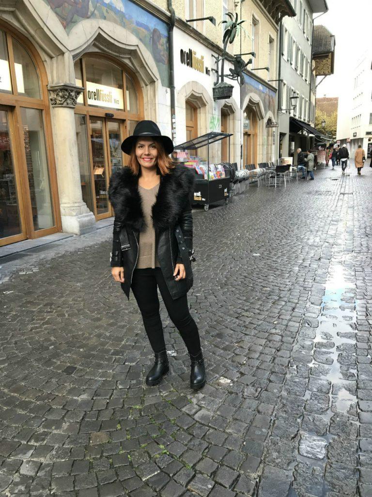 Zebra Fashion: Normal ist langweilig