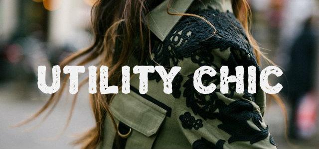 Utility Chic